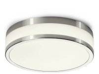 MALAKKA LED 9501 CHROM IP44 PLAFON