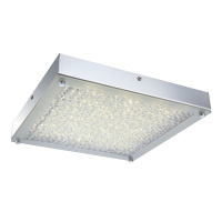 ADAM SQUARE C47119F-20W LED PLAFON ITALUX