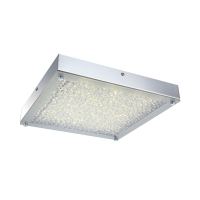 ADAM SQUARE C47119F-17W LED PLAFON ITALUX